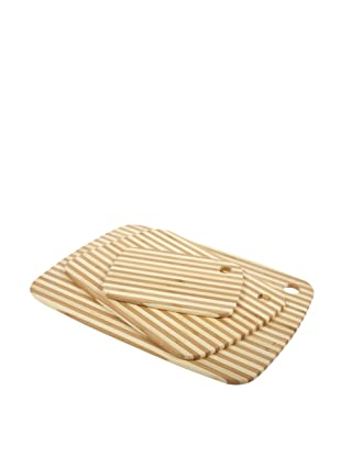 Core Bamboo Classic Pin Stripe Board Combo Pack, Small/Medium/Large
