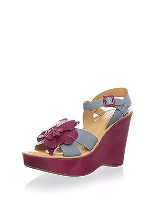 Kork-Ease Women's Mina Wedge Sandal (Orion/Tulip/Tulip)