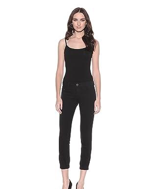 DL 1961 Premium Denim Women's Zoe City Cinch Jean (Sambuca)