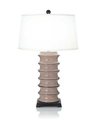 Peter Table Lamp (Warm Grey)
