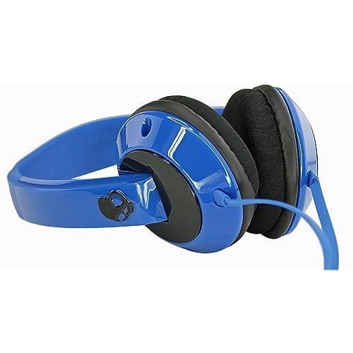 SKULLCANDY UPROCK BLUE BLACK 2の写真03。おしゃれなヘッドホンをおすすめ-HEADMAN(ヘッドマン)-