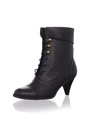 Bass Women's Genie Laced Boot (Black)