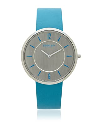 Johan Eric Women's JE5001-04-001.3 Vejle Slim Blue Leather Watch