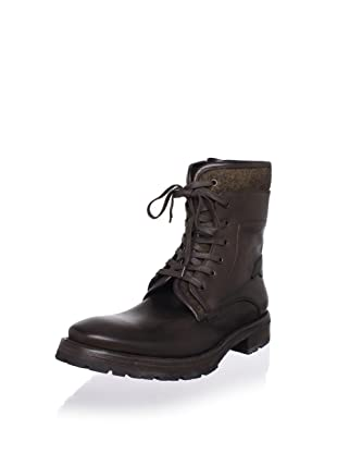 John Varvatos Men's Tahoe Boot (Dark Brown)
