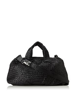 Christopher Kon Women's Carson Barrel Shoulder Bag (Black)
