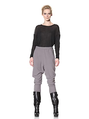 Haider Ackermann Women's Harem Trousers (Smoke)