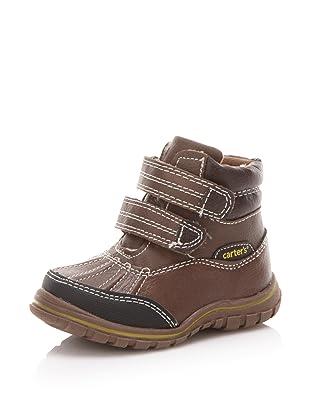 Carter's Kid's Dixon Hiker (Toddler/Little Kid) (Black/brown)