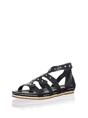 Pour La Victoire Women's Macia Sandal (Black)