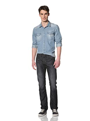 Big Star Men's Five Pocket Slim Fit Jeans (Century)