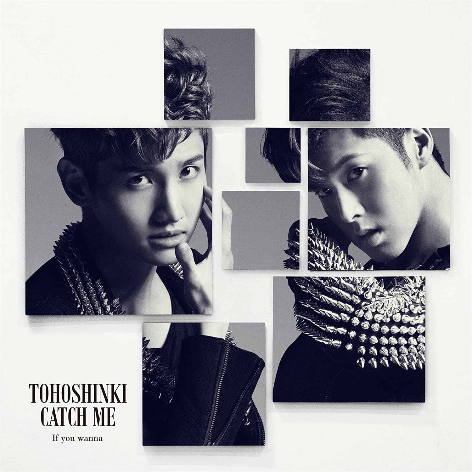 Tohoshinki 東方神起 – Catch Me – If you wanna-