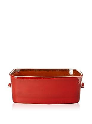 Terafeu Terafour Terrine Baker Dish (Red)