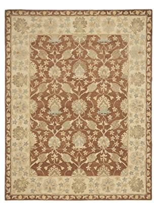 Safavieh Antiquities Collection Hand Tufted Rug (Brown/Taupe)