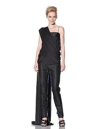 Haider Ackermann Women's Wrap Halter Top (Black)