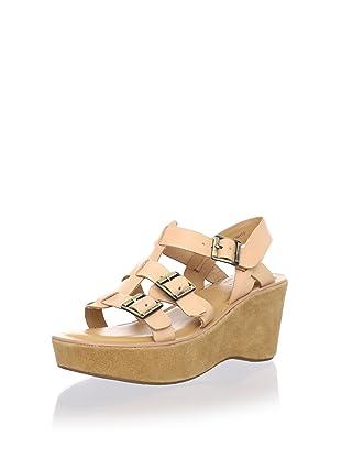 Kork-Ease Women's Madalena Buckled Sandal (Natural)