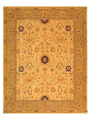 Safavieh Anatolia Collection Hand Tufted Rug (Sand/Walnut)