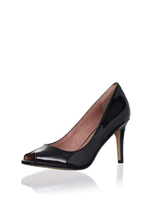 Corso Como Women's Delight Peep-Toe Pump (Black)
