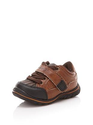 Carter's Kid's Shotgun II Sneaker (Toddler/Little Kid) (Brown)