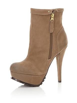 Kelsi Dagger Women's Shaina Ankle Boot (Tan)