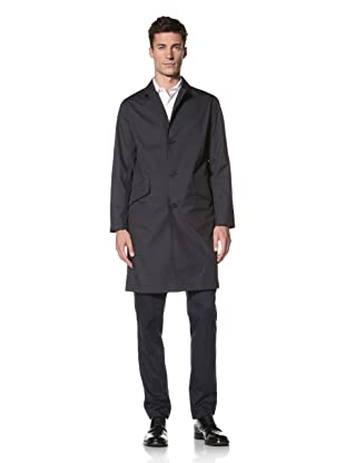 E.Tautz Men's Conductor Coat (Navy)