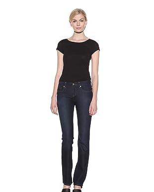 Henry & Belle Women's Ideal Straight Leg Jean (Barely Worn)