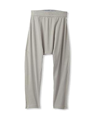 Soft Clothing Kid's Manu Harem Pant (London Gray)