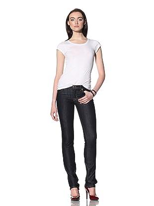 David Kahn Women's Emily Straight Leg Jean (Venezia)