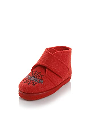 Cienta Kids Spider Bootie (Rojo)