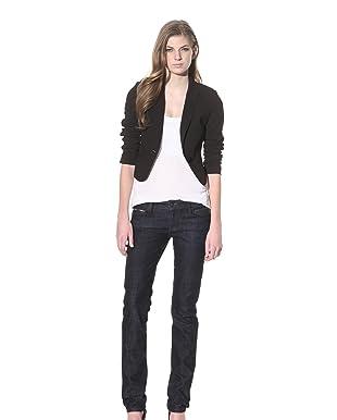 DL 1961 Premium Denim Women's Kate Slim Straight Jean (Como)