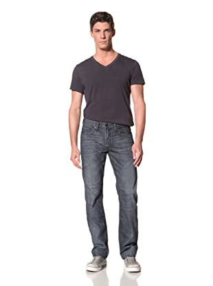 Kasil Workshop Men's Davidson Straight Fit Jeans (Free Livin)