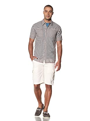 EQ Men's Nicky Shirt (Brown)