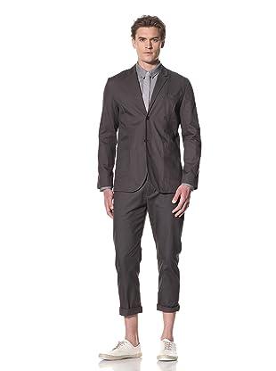 Rogan Men's Suiseki Patch Pocket Jacket (Charcoal)