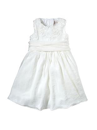 Luna Luna Baby Flowergirl Dress (Cloud)