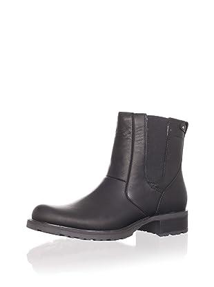 Sebago Women's Saranac Low Boot (Black)