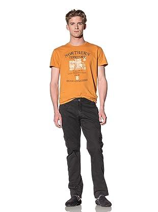 No Excess Men's Herringbone Cargo Pant (Asphalt)