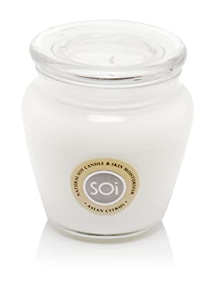 The SOi Company Asian Citrus 16-Oz. Jar Candle