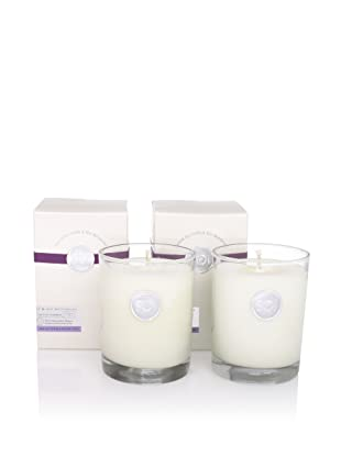 The SOi Company Set of 2 Mediterranean Fig 13.5-Oz. Luxe Boxed Highball Candles