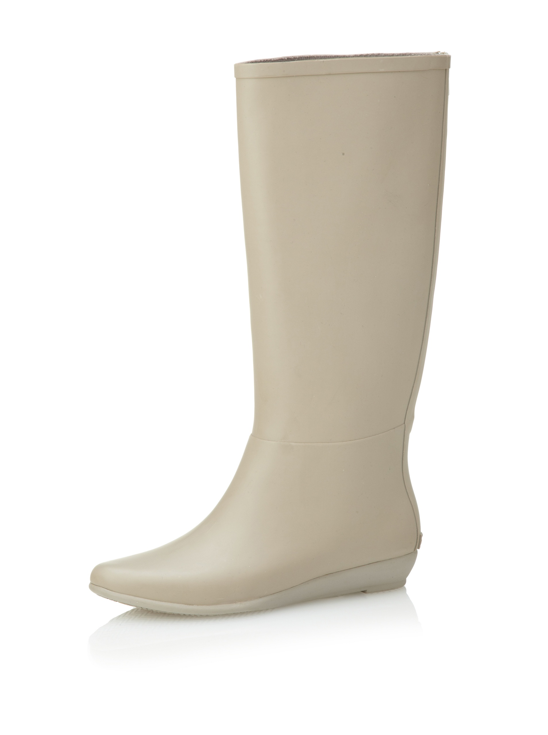 Loeffler Randall Women's LR Rain Boot (Taupe)