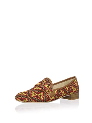 Boutique 9 Women's Slip-On Loafer (Red/Multi)