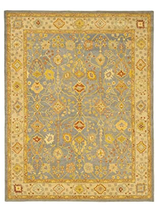 Safavieh Antiquities Collection Hand Tufted Rug (Slate Blue/Ivory)