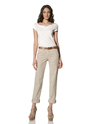 Billy Reid Women's Jane Chino Pant (Khaki)