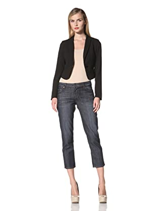David Kahn Women's Lana Crop Jean (Marley)