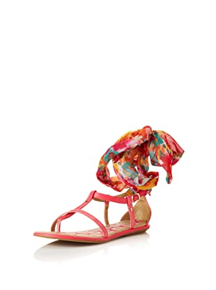 Pampili Kid's Ankle-Wrap Sandal (Pink)