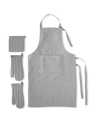 Winkler Apron Trend Kitchen Set (Grey)