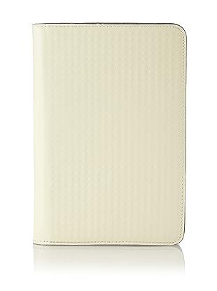 J.Fold Unisex Altrus Kindle Fire Cover (Ivory with Black Trim)