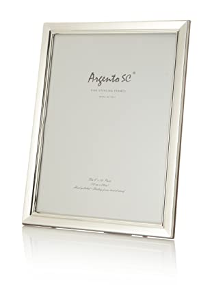 Argento SC Classic Sterling Silver Frame, 8
