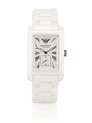 Emporio Armani Men's White Ceramic Watch