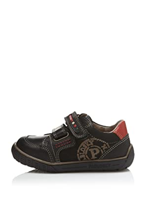 Pablosky Toddler/Youth 6469 Sneaker (Tomcat Negro)