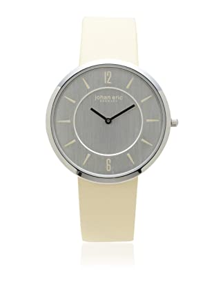 Johan Eric Women's JE5001-04-001.12 Vejle Slim Ivory Leather Watch