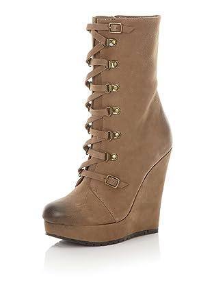 Kelsi Dagger Women's Hettie Ankle Boot (Tan)