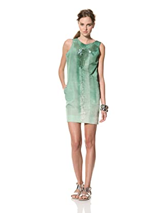 MARNI Women's Abstract Print Sleeveless Dress (Multi)